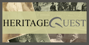 ProQuest HeritageQuest®