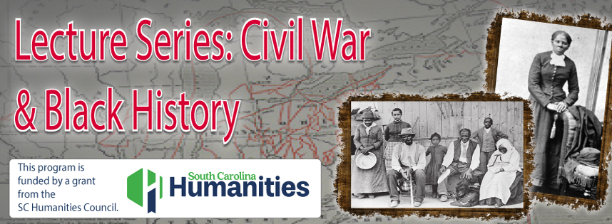 Black History Month Sparks Civil War Lecture Series at Daniel Island Library
