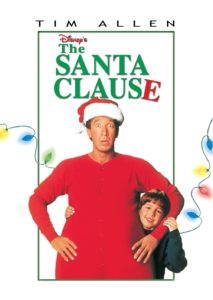Early Release Day Movie: The Santa Clause @ Sangaree Library | Summerville | South Carolina | United States